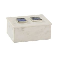 Marble And Lapis Box