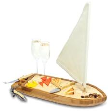Saiboat Cheese Board