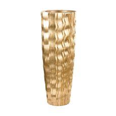 Gold Wave Vessel - Large