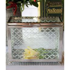 Personalized Decorative Glass Box