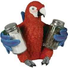 Parrot Salt & Pepper Shaker Set