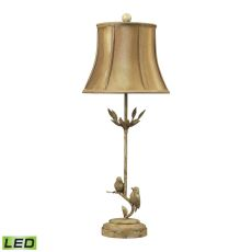 Ashbury Led Table Lamp In Mount Pleasant Finish