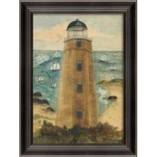 Cape Henry Lighthouse Framed Art