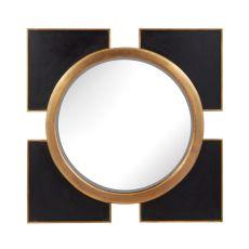 Coined Regency Mirror