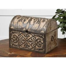 Abelardo, Box, Treasure Chest