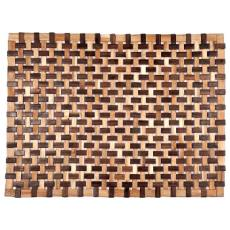 Douglas Exotic Wood Mat - Natural 18X30