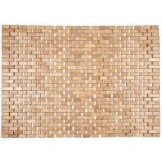 Douglas Exotic Wood Mat - Brown 18X30