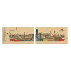 Mailboat Indrapoera 1926