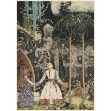 Art Nouveau Fairytale #3