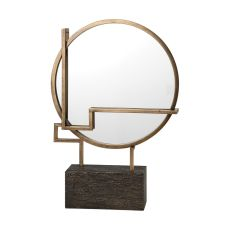 Uttermost Della Table Mirror