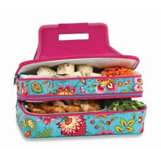 Entertainer Hot & Cold Food Carrier Beach Bag