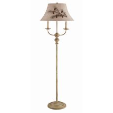 Bayfield Taupe Floor Lamp