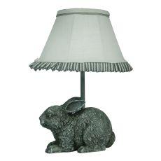 Garden Bunny Accent Lamp