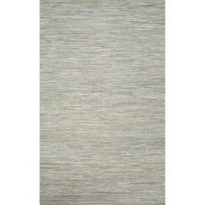 Solids & Heathers Pattern Cotton Ann Area Rug