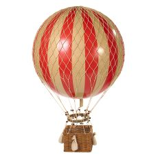 Jules Verne Balloon, Red