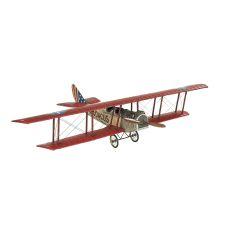 Flying Circus Jenny, Medium