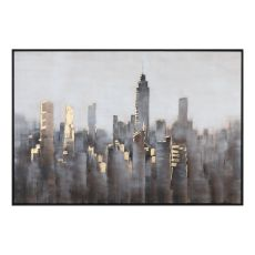 Uttermost Skyline Modern Art