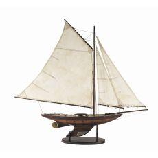 Yacht 'Ironsides', Small