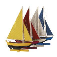 Sunset Sailers, Set Of 4