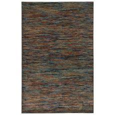 """Liora Manne Ashford Stripe Indoor Rug Multi 5'3""""x7'6"""""""