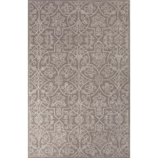 Oriental Pattern Wool And Viscose Ashland Area Rug