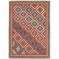 Tribal Pattern Wool Anatolia Area Rug