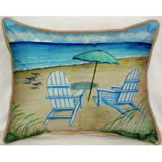 Adirondack Chairs Indoor Outdoor Pillow