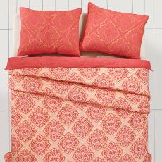 Adria Porcelain Rose Bedding Set