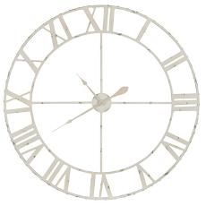 """Oversized 39""""Annency Clock"""
