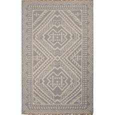 Tribal Pattern Wool Batik Area Rug
