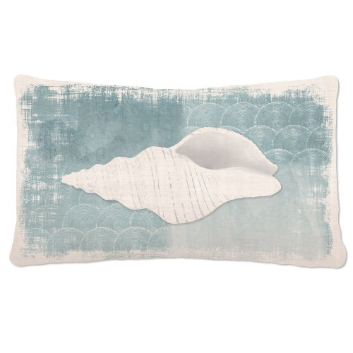 Beachcomber 12X20 Pillow, Oyster