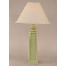 Coastal Lamp Pyramid Pot - Weathered Seagrass