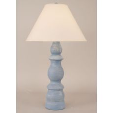 Coastal Lamp Weathered Shaded Cove Farmhouse Table Lamp