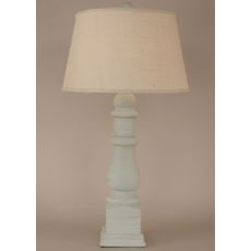 Coastal Lamp Country Squire Table Lamp - Cottage Summer Sorbet