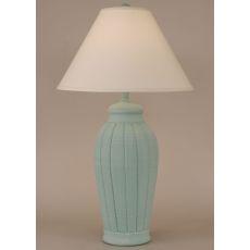 Coastal Lamp Fluted Pot