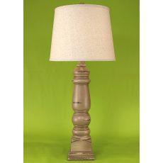 Coastal Lamp Husky Square Table Lamp