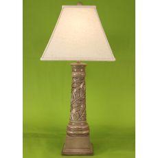 Coastal Lamp Banana Leaf Floor Lamp