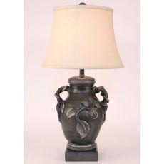 Coastal Lamp 2 Handle Vine Pot - Steel