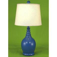 Coastal Lamp Aladdin Pot - High Gloss Brick Red