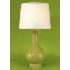 Coastal Lamp Contemporary Tear Drop - High Gloss Lime