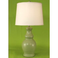Coastal Lamp Classic Casual Pot - High Gloss Seagrass
