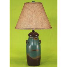 Coastal Lamp Small Slender Crock - Harvest
