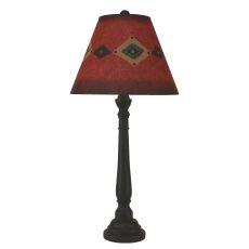 Coastal Lamp Round Buffet - Kodiak