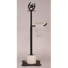 Coastal Lamp Iron Horseshoe/Star Toilet Paper Holder