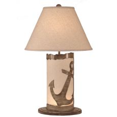 Coastal Lamp Anchor Scene Panel W/ Nightlight