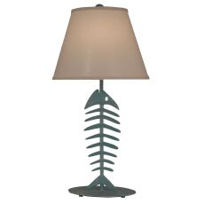 Coastal Lamp Bonefish Table Lamp
