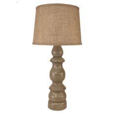 """Coastal Lamp """"B"""" Pot Table Lamp"""