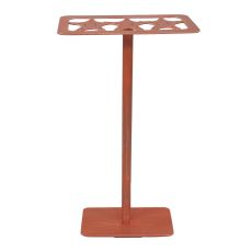 Coastal Lamp Rectangle Drink Table w/ 3 Starfish Top(DT05)