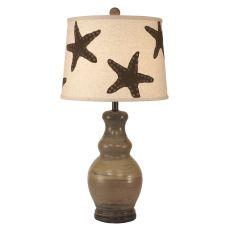 Coastal Lamp Classic Casual Pot