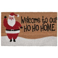 "Liora Manne Natura Ho Ho Home Indoor/Outdoor Mat Natural 18""X30"""